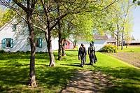 Mennonite Heritage Village, Steinbach, Manitoba, Canada