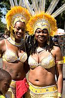 West Indian Day Parade 2010 in Brooklyn, New York