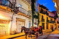 On Colombia´s Caribbean coast, Cartagena is one of the jewels of south american cities  It boasts plenty of colonial architecture