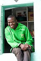 Street scene, Nakuru, kenya