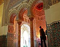 Real Alcazar, Seville, Andalusia, Spain