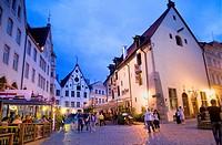 Vana Turg street,Tallinn, Estonia