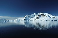 Antarctica - Antarctic Peninsula. Neumayer Channel