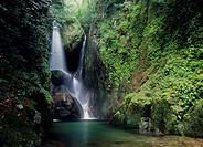 Inyou Waterfall, Nachikatsuura, Higashimuro, Wakayama, Japan