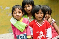 Children, Ende, Flores, Indonesia
