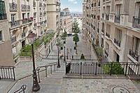 Montmartre, 18th Arrondissement, Paris, Ile_de_France, France, Europe