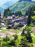 Gokayama, Toyama Prefecture, Honshu, Japan