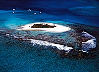 British Virgin Islands, Sandy Cay atoll