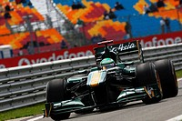 Heikki Kovalainen FIN, Turkish Grand Prix, Istanbul, Turkey