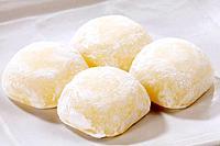 Kibidango millet cakes