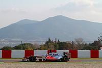 Racing, Lewis Hamilton, Testing, Barcelona, Espanha