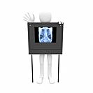 3d man pulmonary film