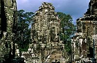 Angkor Wat is a temple in Angkor,Cambodia,built for King Suryavarman II in the early 12th century as his state temple and capital city. The largest an...