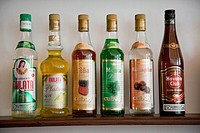 Cuba, Trinidad  Cuban Rum and other Alcoholic Liqueurs