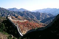 The Great Wall of China is a series of stone and earthen fortifications in China,built,rebuilt,and maintained between the 5th century BC and the 16th ...