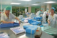 STERILIZATION OF MED. EQUIPMENT