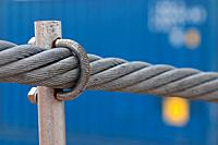 rod, ropes, braided, detail, background, rope