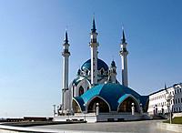 Mosque Kul_Sharif.