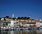 Cannes is a city and commune in southern France,located on the Riviera,in the Alpes_Maritimes d