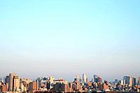 Cityscape of Roppongi, Minato ward, Tokyo Prefecture, Honshu, Japan