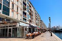 The city of Toulon, Var, Provence, Provence-Alpes-Côte d´Azur, France, Europe