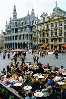 Belgium Bruxelles Grand Place