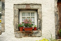 Culross is a former royal burgh in Fife, Scotland founded in 6th century