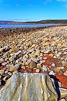 Kilbride Bay known locally as Austell Bay, Argyll & Bute, Scotland, UK