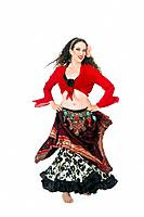 Gypsy Woman dancer