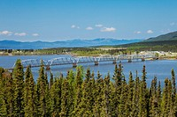 Alaska Highway Bridge