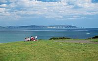 The Solent is a stretch of sea that separates the Isle of Wight from mainland England. It was originally a river valley but has widened and deepened o...