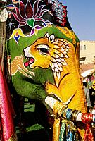 The Annual March Rajasthan Elephant festival is held in Jaipur the day after Holi. The festival is a revival of a traditional event called Hastimangal...