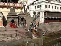 Pashupatinath temple is a Hindu temple on the Bagmati river . It is regarded as the most sacred temple of Shiva Pashupati in the world. Families often...