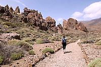 Tenerife has an extensive network of sign_posted tourist trails,offering interesting guided and self_guided walks.The rugged,