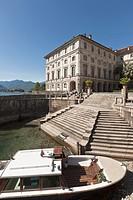 Palazzo Borromeo, isola bella, Lake Maggiore, Italy