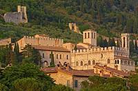 Gubbio, Umbria, Italy, Europe.
