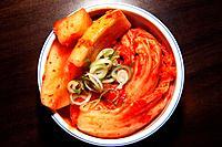 kimchi,kkakdugiradish kimchi