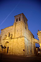 Spain, Castilla Leon, Zamora, San Ildefonso church.