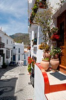 Town of Frigiliana, Andalusia, Spain