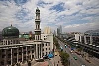 Dongguan Mosque in Xining City