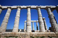 Temple of Poseidon, Cape Sounion, Greece