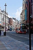 Shafttesbury Avenue, Trocadero, Westminster, City of Westminster, London, Great Britain, England, United Kingdom, UK, Europe