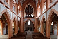Sankt Goar, evangelische Stiftskirche
