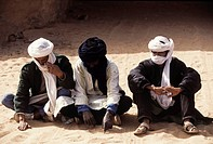 tuareg, algeria, africa