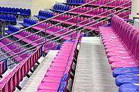 stadium seats texture