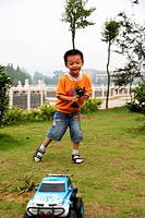asian young child