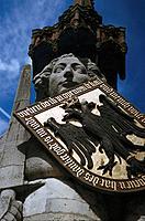 Statue of Roland, Bremen town statue, Bremen, Germany
