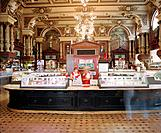 Eliseyev´s food store, Moscow, Russia