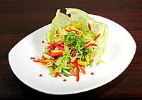 Italian vegetable salad Iceberg