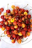 assorted cherries